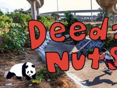 Enjoi风格担当,Deedz晋升职业滑手最新影片「Deedz Nutz」