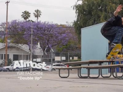 全地形风格滑手,Yuri Facchini最新个人影片「Double Up」发布