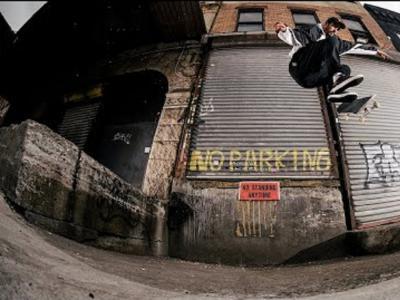 晋升Pro,斯洛伐克滑手Marek Zaprazny PRO片段「FYG」发布