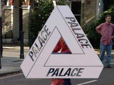 PALACE联名潮流品牌REEBOK,预告片来袭