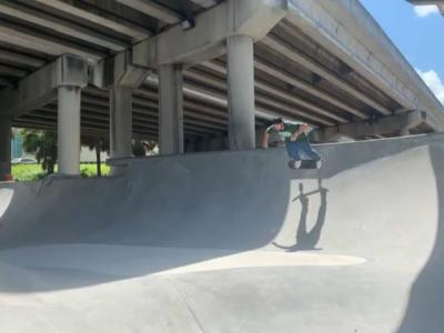 卢森堡滑手Sven Kieffer影片「In Contrast」个人片段发布