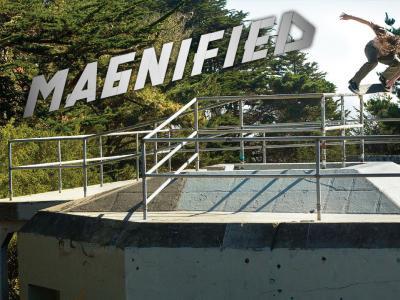 Magnified: 灵魂滑手Evan Smith征服SF唐人街地形