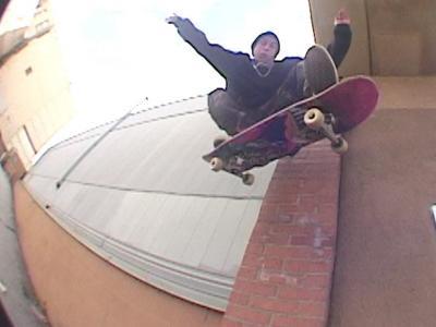 滑在旧金山街头,Dave Abair最新影片「Novia」个人片段发布