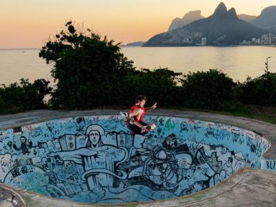 巴西野兽Pedro Barros生素材剪辑「Take It Back」