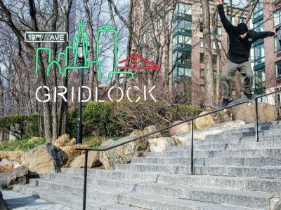 周末好片,湾区滑板影片「Gridlock」第三集发布