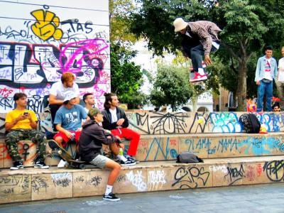 Luis Mora滑板旅行视频又更新啦!一起来巴塞罗那玩个痛快