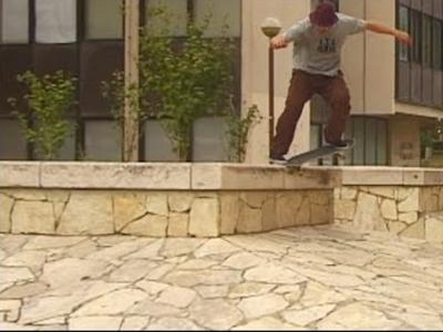 滑手聚会,克罗地亚之行!影片「Toro Piscine」发布
