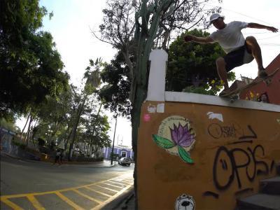 Nike SB秘鲁滑板队最新影片「Unexpected」,拉美滑板风情!