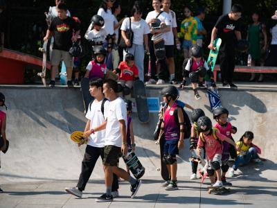 【WHATSUP WKND】#268 中国6~18岁的滑板潜力股,U系列广州站