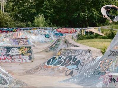 勇者的冒险之旅,Madness Skateboards出品:影片「Mind Trip」揭晓