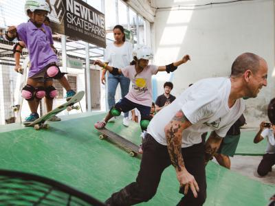 Vans滑板学校登陆北京和广州,全新福利等你来拿!