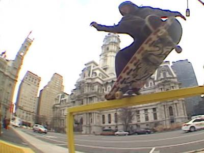 Sabotage滑板队重回荧幕,影片「DUB」记录费城街头chill滑