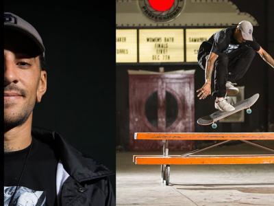从何而来?圣地亚哥滑手Jordan Mourning作客berrics板场