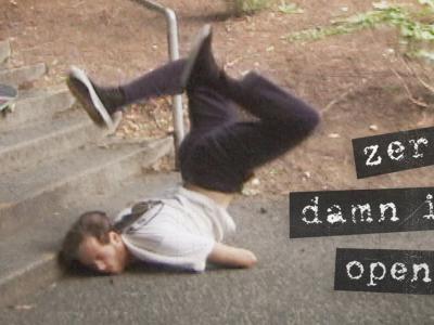 """Zero最新滑板影片""""Damn It All"""",有血有汗的开场视频!"""