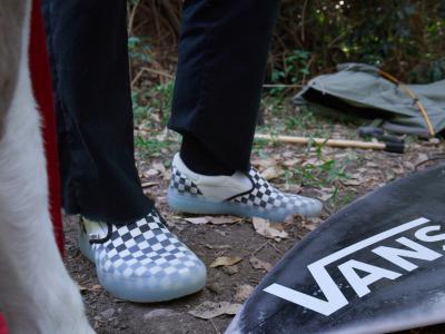 Vans Morph RW Slip-On ,专为经典革新派打造
