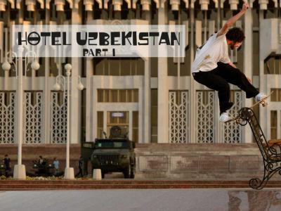 Red Bull队伍乌兹比克斯坦之行,「HOTEL UZBEKISTAN 」片段1发布