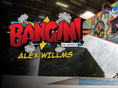 圣地亚哥地形杀手Alex Willms作客berrics「Bangin」栏目!