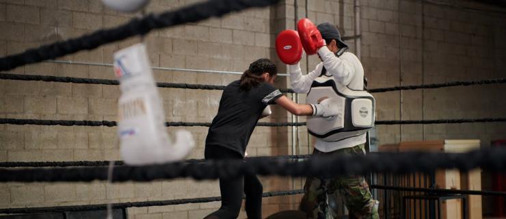 Nike SB出品:P老板对话15岁拳击冠军Chantel Navarro,为新款预热