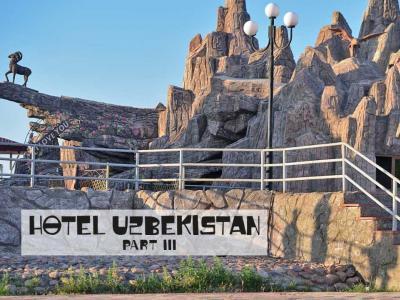 用滑板体验丝绸之路,Red Bull最新大片「HOTEL UZBEKISTAN 」片段3