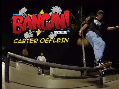 Spencer Semien作客新一期「Bangin」,拍摄地点竟不在berrics板场