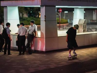 奥运会让滑板变得越主流,日本的街式滑板发展就越艰难.....