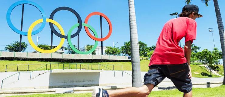 奥运会将推迟到2021年,今年无缘见证滑板进入奥运...