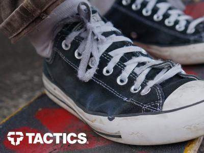 街式风格滑手的选择,Converse CTAS Pro
