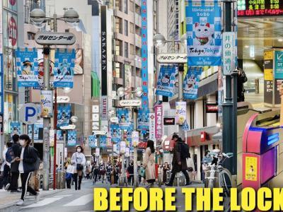 疫情期间的日本,Luis Mora最新vlog:「东京封锁前的最后一天」