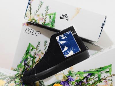 Nike SB携手Isle Skateboards,推出联名系列!宣传片新鲜出炉