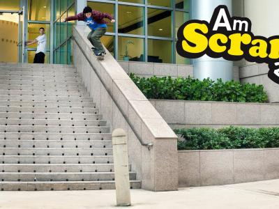 「Am Scramble 2019」系列正式搬上荧幕,撕裂佛罗里达州!