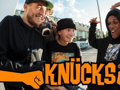 Element最新大片「KNÜCKS」发布!