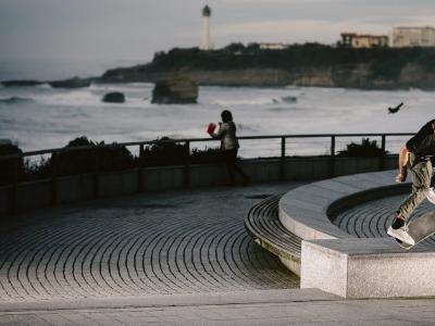 Freeskatemag出品:里昂滑板主力军影片「Jacky Biarritz」发布!