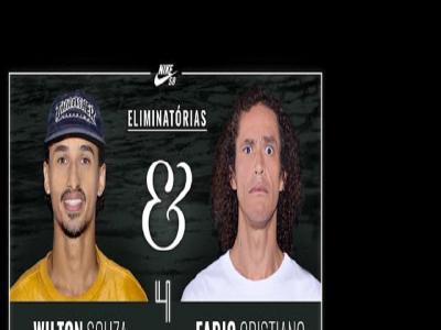 巴西呲台Game Of S.K.A.T.E新一季打响:WILTON SOUZA x FABIO CRISTIANO