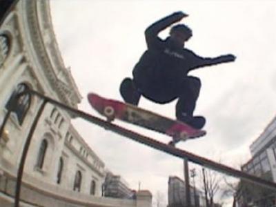 华盛顿地区的滑板生活,Bureau呈现首支滑板视频「DEBRIEF 」