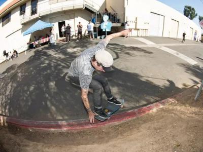 【滑板黑历史】马路牙子滑板文化的起源 | Curbs