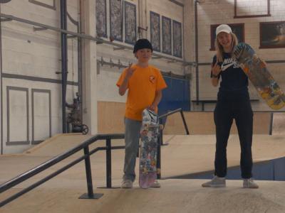 新生代力量,Keet Oldenbeuving & Diego Broest滑板片段