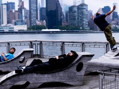 纽约混乱制造者,Doubles dudes最新影片「New Mess」发布