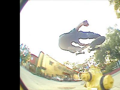 日本滑手Kai Kishi(岸 海) Crupiê  Wheels个人片段发布