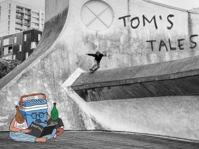 Vans欧洲队伍最新影片「Tom's Tales」发布