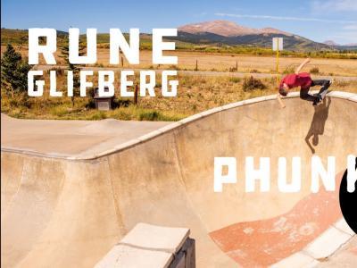 弧面王者Rune Glifberg最新影片「Phunk 45」发布