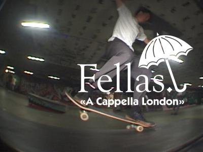 Hélas Team伦敦之行影片「Fellas: A Cappella London」发布