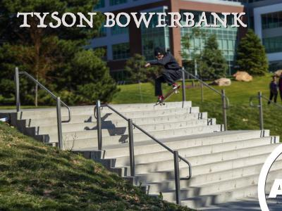 Tyson Bowerbanks 「Almost Time」个人片段发布!