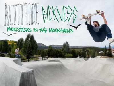 '猛兽'集结! 影片「Monsters in the Mountains」发布