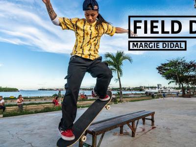 与Pro滑手共度一天:Margielyn Didal作客红牛栏目「FIELD DAY」