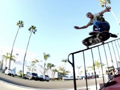 混合口味:旧金山&圣地亚哥滑板视频!
