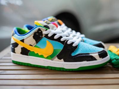 【NEWYE周三】Nike SB x Ben & Jerry's合作款为何被炒出天价!