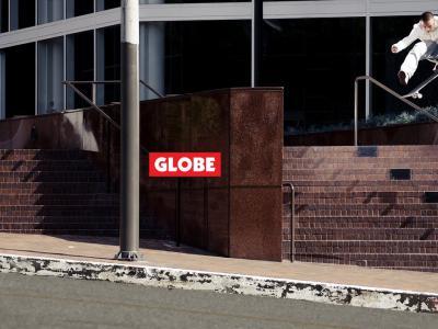 Aaron Kim正式加入Globe滑板队,入队影片发布!