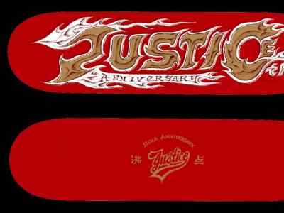 JUSTICE 20周年滑板影片「JUST GO」| 首映活动预告