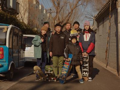 VANS社群滑板纪录片:第一章北京滑板故事