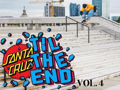 早起看片,Santa Cruz巨作「Till the End」第四辑发布